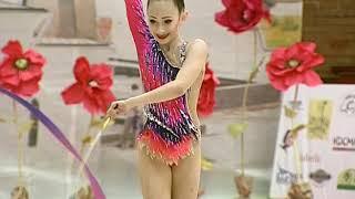 В Ярославле стартовал Международный турнир по художественной гимнастике