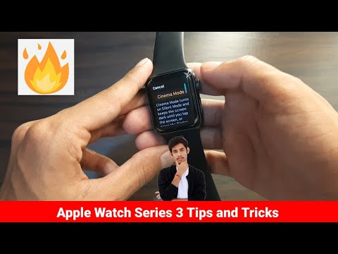 Apple Watch Series 3 Tips and Trick. 🔥🔥🔥