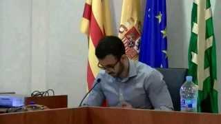 preview picture of video 'Ple Ordinari del mes d'abril del 2014'