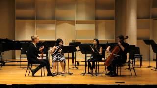 Milton Babbitt - Composition for Four Instruments