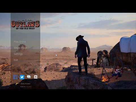 Outlaws of the Old West, S1EP1, Getting Started