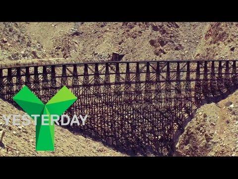 Video trailer för Abandoned Engineering | Tuesdays at 8pm