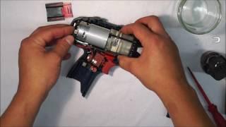 Reparatur - Zusammensetzen / assemble Bosch GSR 10,8V Akkuschrauber Part 2 / 2