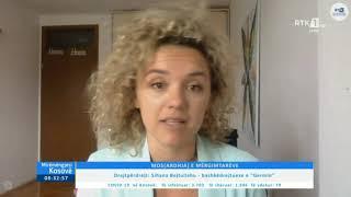 Mirëmëngjesi Kosovë - Drejtpërdrejt - Sihana Bejtullahu 07.07.2020