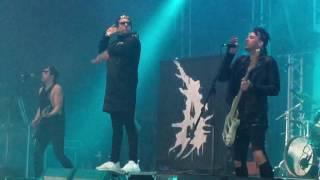 Attila - Proving Grounds (Live, Download Festival 2016)