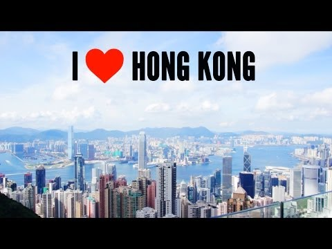 Video Places to Visit in Hong Kong : Tourist Edition ♥ 저랑 홍콩 여행 떠나요!