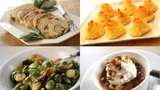 Thanksgiving Recipes for Showoffs