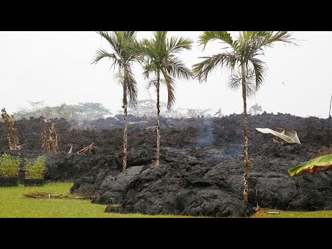 Χαβάη: Εργοστάσιο απειλεί το ηφαίστειο Κιλαουέα
