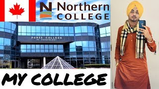 Northern College Pures Campus | Colleges of Canada | Punjabi Students