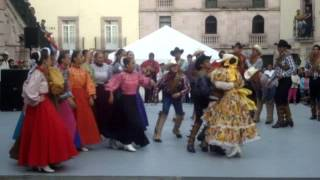 preview picture of video 'Rarajipame Revolucion Zacatecas 2012'