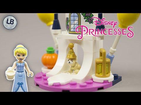 Vidéo LEGO Disney 30554 : Le mini château de Cendrillon (Polybag)