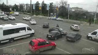 ДТП на ул. Ростовское Шоссе и ул. Зиповская 21.02.2019