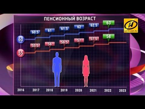 Александр Лукашенко подписал указ о повышении пенсионного возраста