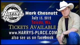 Mark Chesnutt Almost Goodbye Toledo Washington