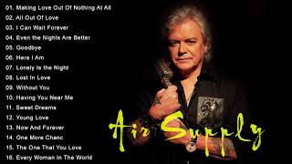 Air Supply Best Songs ( Lyrics ) - Air Supply Greatest Hits Full Album