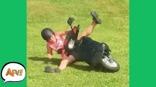 That's Gonna Leave a SKID MARK! ?  | funny Fails | AFV 2020