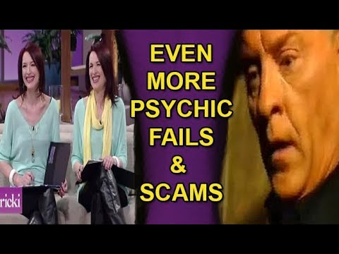Even More Psychic Fails and Scams!