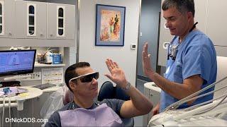 Sensitive Teeth Can Be CAUSED By Dental Work?! Yep...
