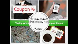 Taking Advantage of Online Coupon Codes #onlineshopping #onlinestore #buyonline