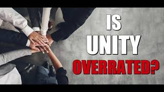 Tariq Nasheed: Is Unity Overrated?