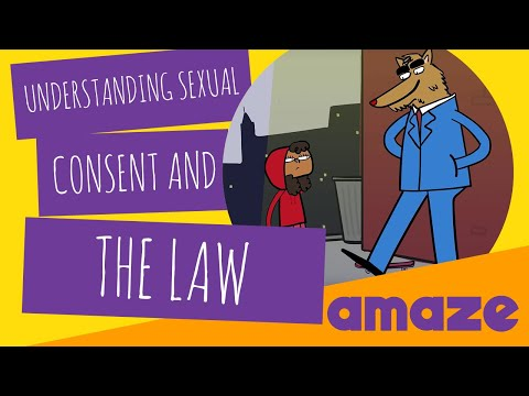 Understanding Sexual Consent and The Law