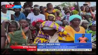 KTN Prime: Kilifi Governor Amason Kingi gets pushed to the wall over corruptions cases,17/11/16
