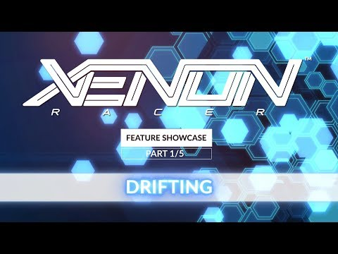Xenon Racer - Feature Showcase 1/5 | Drifting + Boosting thumbnail