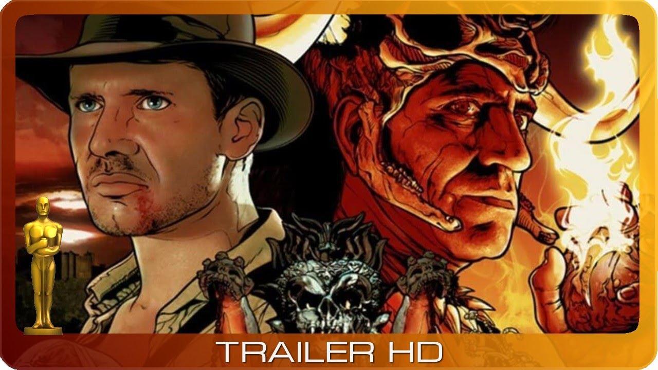 Trailer för Indiana Jones och de fördömdas tempel