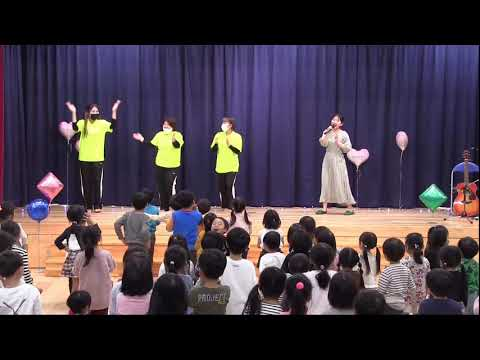 「ATSUKI」 東清水保育園 LIVE  Make you happy Miziu