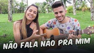 Não Fala Não Pra Mim - Humberto e Ronaldo (Cover Mariana e Mateus)