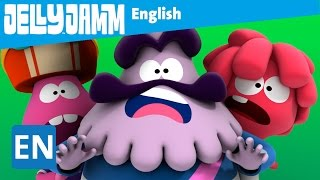 Jelly Jamm English. The Man that could be King. Children's animation series. S02 - E61