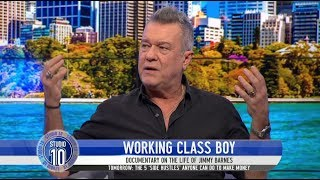 Jimmy Barnes Confronts Childhood In New Documentary | Studio 10