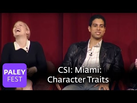 CSI: Miami - Character Traits (Paley Center) Mp3