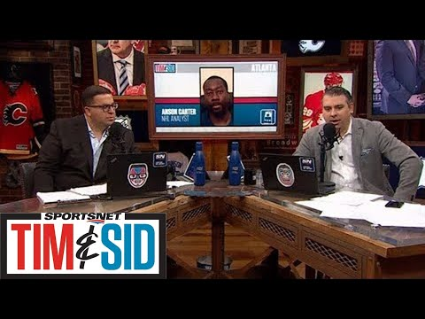 Anson Carter Shares His Thoughts On Allegations Against Bill Peters | Tim and Sid
