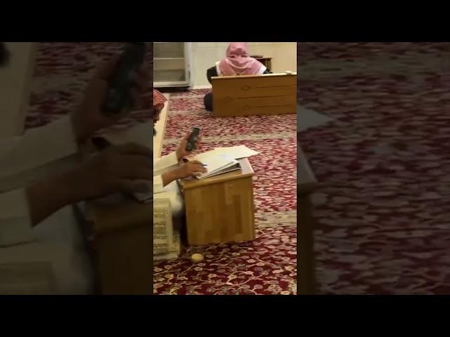 Di Tengah Pandemi Corona, Halaqah Tahfiz Quran di Arab Saudi Dilakukan Secara On …