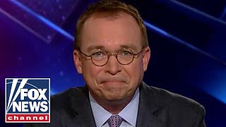 Mick Mulvaney on Trump's booming economy