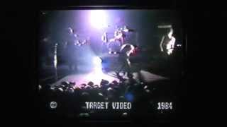 "BAUHAUS ""Telegram Sam"" Live ~ University of London, Halloween, 1980"