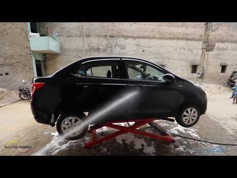 Pneumatic Foam Washer