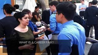 Career Fair Success: Before The Career Fair