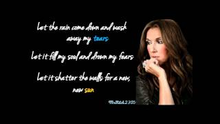 Celine Dion A New Day Has Come (Slow Version) w/ Lyrics HQ