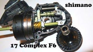 Катушка shimano complex ci4 2500s f6