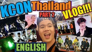 PENTAGON Meet and Greet VLOG Sha la la KCON THAILAND 2018 PART 2 | Daven Concert VLOGS #2