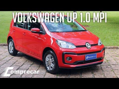 Avaliação: Volkswagen Up 1.0 MPI