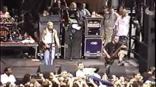 311 Homebrew live Warped Tour 2001