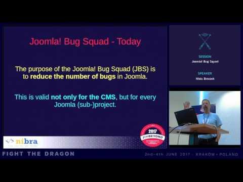 JAB17 - Joomla! Bug Squad