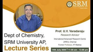 Chemistry Department – Lecture 2