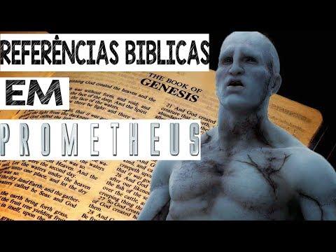 Referências Bíblicas em Prometheus e Alien Convenant - Parte 1