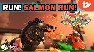 GO FISH! Splatoon 2 Salmon Run Basics, Boss Tutorial & Salmonid Hunt