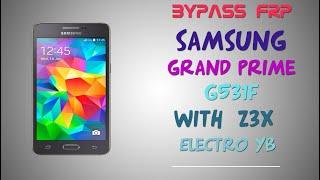 HOW TO REMOVE G531F FRP WITH Z3X - ฟรีวิดีโอออนไลน์ - ดูทีวี