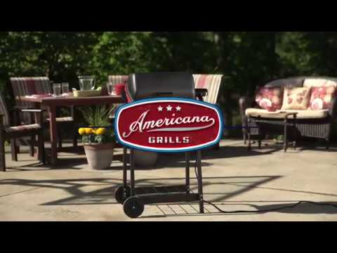 MECOs Americana Electric Grill 9320-8-181